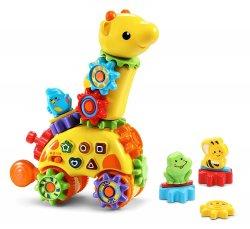 Потяг з тваринками та жираф від VTECH (001209 , 001229)