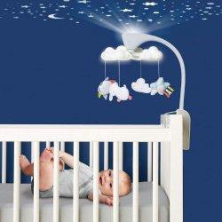 """Мобіль на ліжечко Skip Hop """"Хмари"""""""