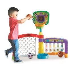 Little Tikes Sports Активний ігровий центр 3в1