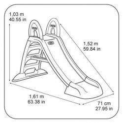 Горка 152 см Slide Plus Feber