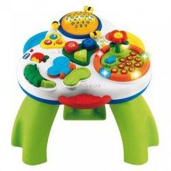 Розвиваючий музичний столик Chicco «говорячий садок»