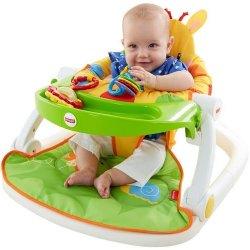 Fisher-Price Дитяче крісло-сидіння Жабеня