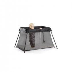 Манеж-кровать Travel Crib Light Babybjorn черный