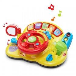 Музыкальный руль для малышей, VTech Turn and Learn Driver