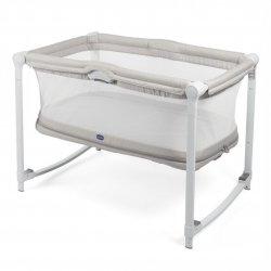 Манеж-ліжко Chicco Zip & Go сірий