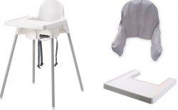 Стільчик для годування IKEA