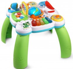 Leap Frog Work Is Play Table (001271) (001272)