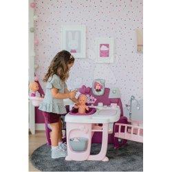 Большой игровой центр по уходу за куклой Baby Nurse Smoby