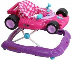 Ходунки Babylo Racer 500 Driver Walker (Pink)