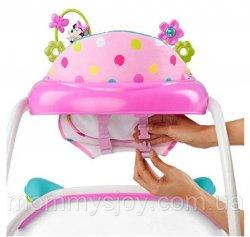 Bright Starts Disney Baby Minnie Mouse Ходунки Мінні Маус