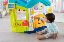 Розвиваючий інтерактивний дім Fisher-Price