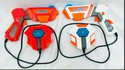 Лазерні пістолети (laser tag) для лазерних боїв  (4 шт)