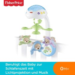 Мобіль Fisher -Price Сон бабочки