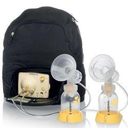 Подвійний електричний молокоотсос MEDELA Pump in style Advanced Breast Pump Starter